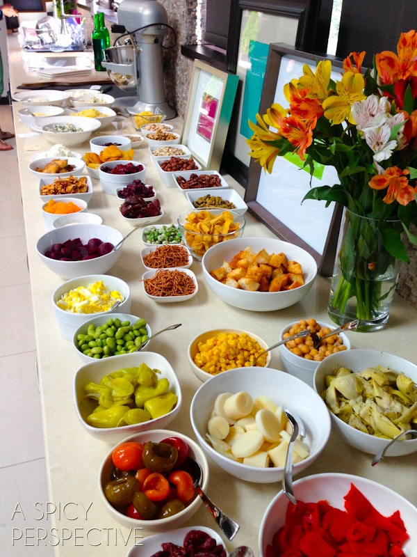 DeLallo SaladSavors Party