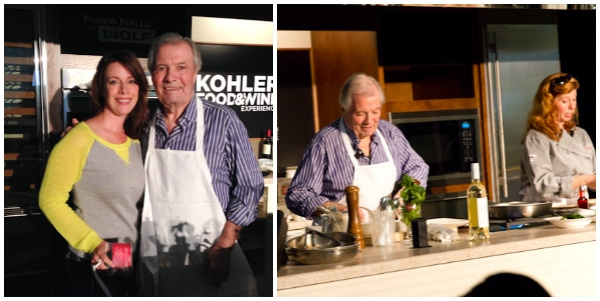Kohler Food & Wine Experience 2013 in Kohler, Wisconsin #travel #food #wine