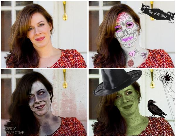 Spooky Sommer Collier   ASpicyPerspective.com #halloween