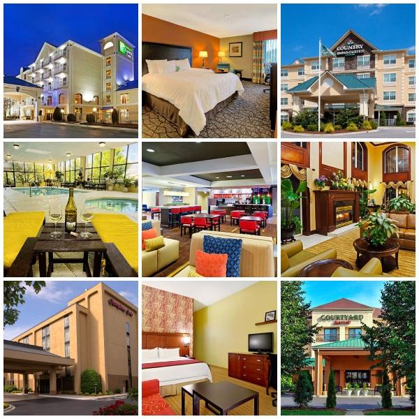Asheville Budget Hotels
