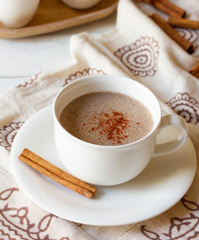 Latin inspired mocha will keep you warm