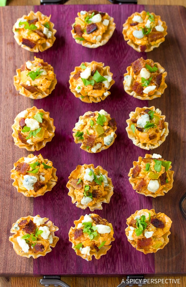 Easy Buffalo Chicken Bites A Spicy Perspective