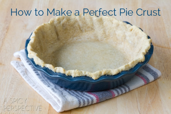 How to Make Pie Crust from Scratch - Amazing Perfect Pie Crust tips! #holidays #howto #pie #piecrust