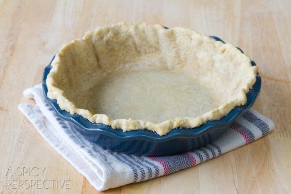 how to make pie crust dough