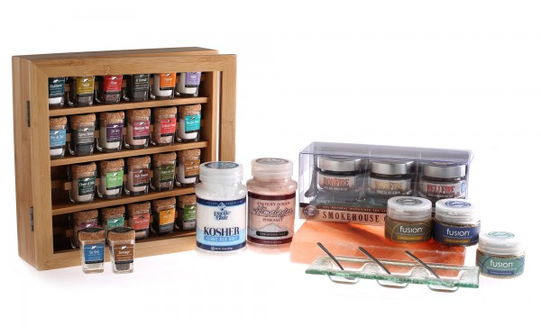 Saltworks Ultimate Salt Lovers Gift Pack