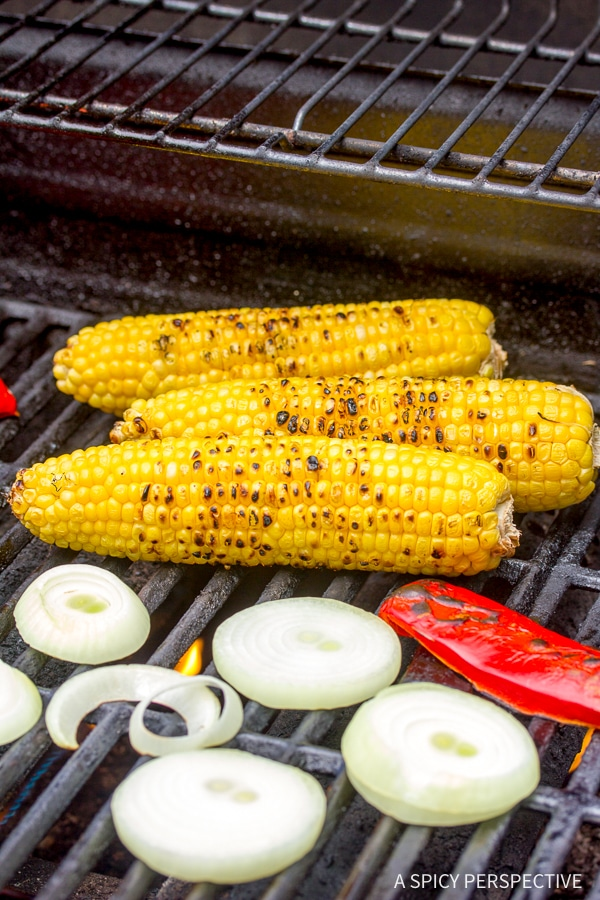 How To: Fire Roasted Corn Dip Recipe