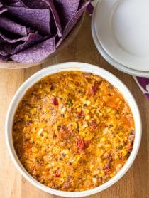 Creamy Fire Roasted Corn Dip Recipe