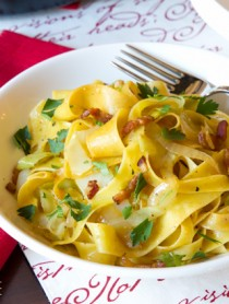 Haluski Cabbage and Noodles