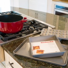 WIN New KitchenAid Cast Iron Cookware or Bakeware on ASpicyPerspective.com #giveaway