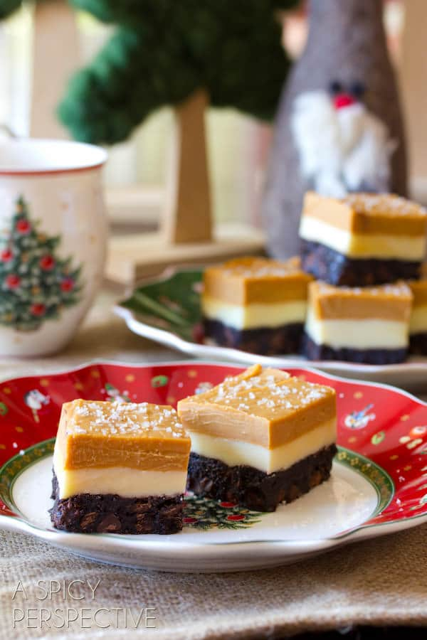 The ULTIMATE Holiday Brownies