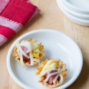 hawaiian pizza bites