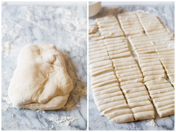 Easy Potstickers - Chinese Dumplings #potstickers #dumplings #chinese #appetizer #dimsum