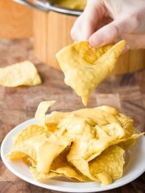 The Best Queso (Cheese Sauce) Recipe