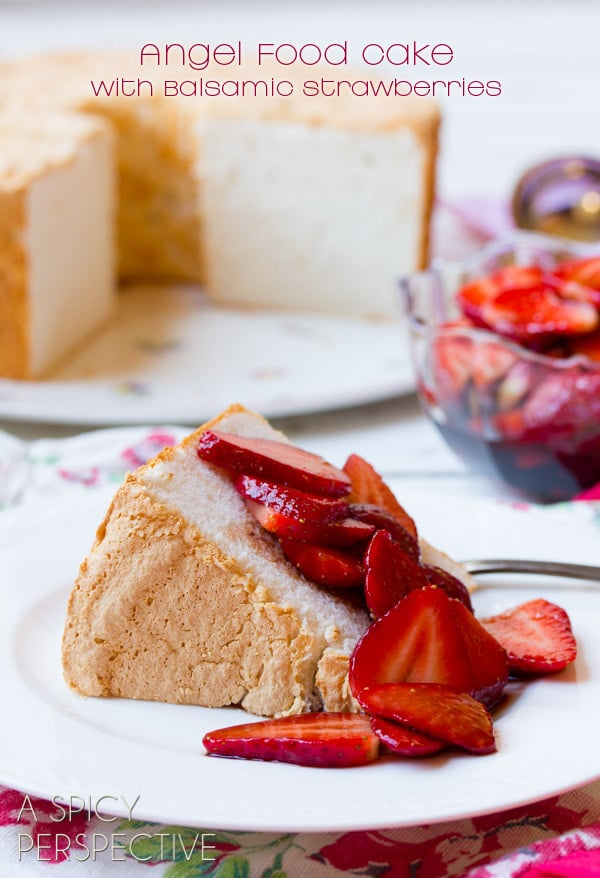 Vegan Angel Food Cake Whole Foods