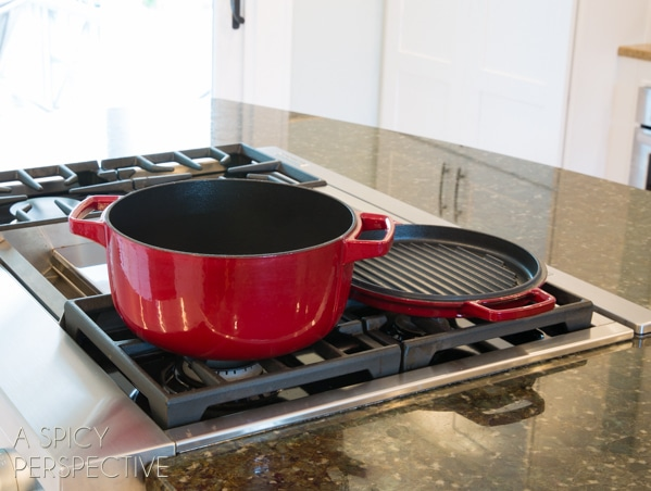 KitchenAid Cast Iron Cookware