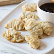 Potstickers - Chinese Dumplings