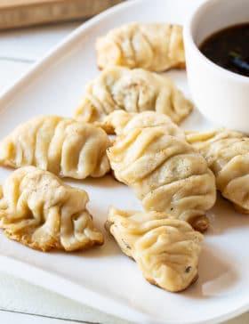 Potstickers - Chinese Dumplings