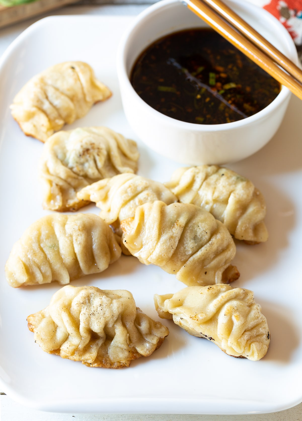 How to Cook Potstickers - Chinese Dumplings #potstickers #dumplings #chinese #appetizer #dimsum