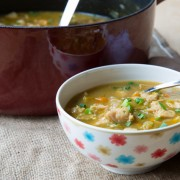 Paleo White Chicken Chili #paleo #recipe #chicken