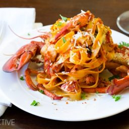 Lobster Recipes - Lobster Fra Diavolo