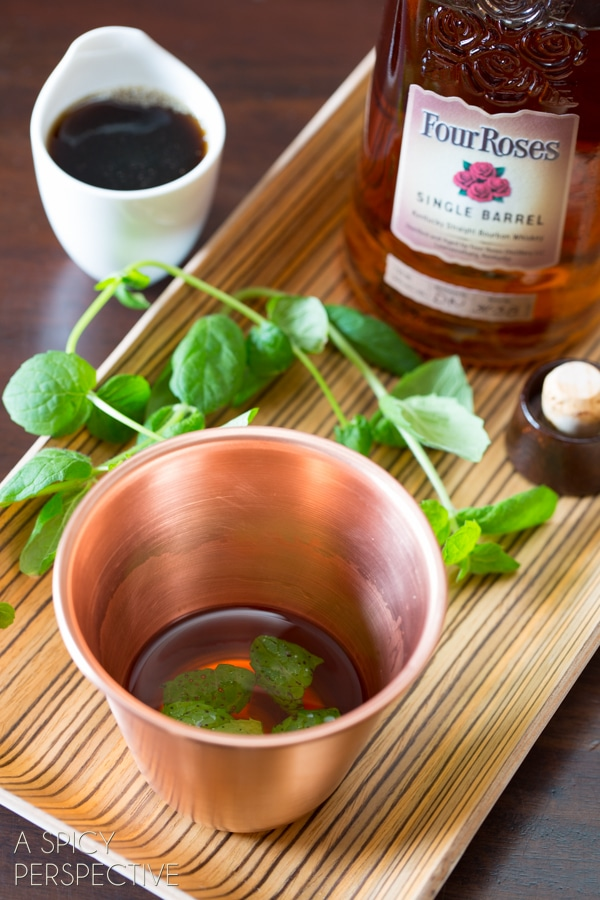 Perfect Mint Julep Recipe #mint #cocktails