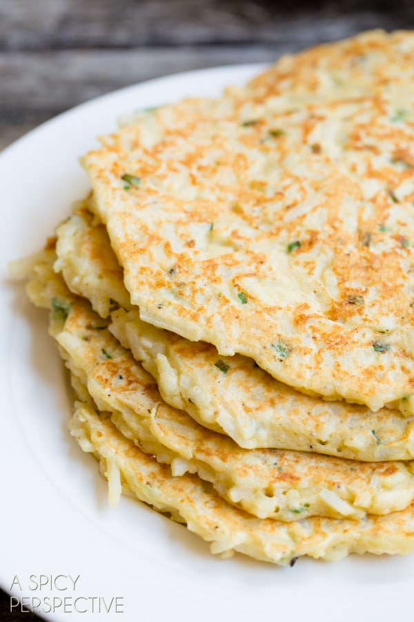 Irish Potato Pancakes Boxty potato pancakes