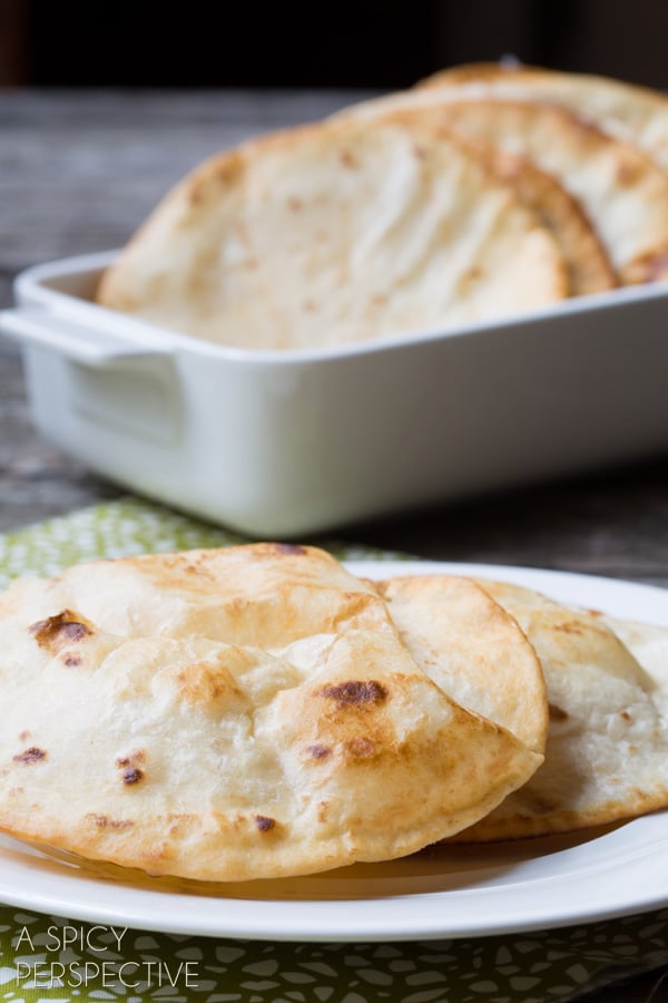 How to Make Puffy Tortillas #howto #mexican #mexicanfood