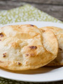 Puffy Tortillas
