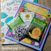 Gardening 101: How to Select Seeds