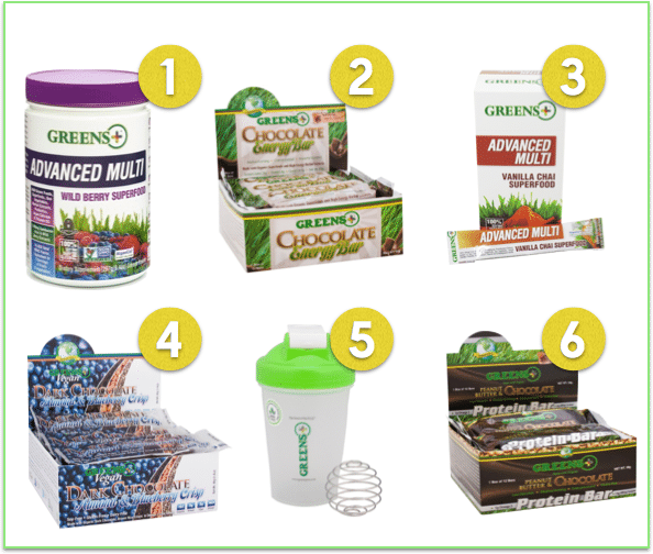 #WIN 6 Amazing @GreensPlus products on ASpicyPerspective.com Link over to enter! #giveaway #healthy #green