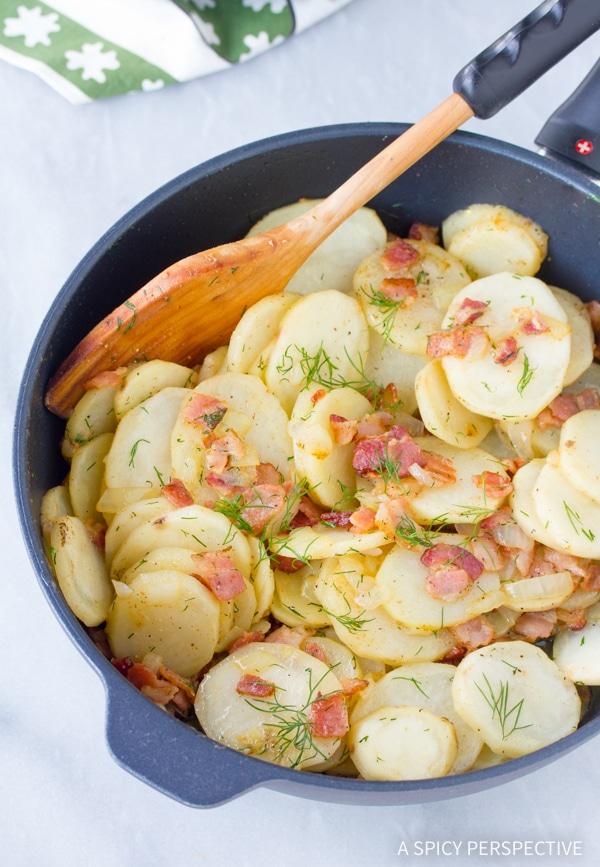 Simple Irish Potato Pie Recipe #saintpaddysday