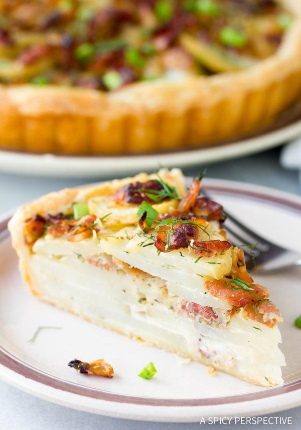 Irish Potato Pie Recipe for Saint Patrick's Day!