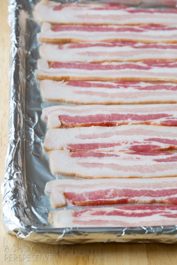 Easy Oven Bacon - How to cook #bacon in the oven!