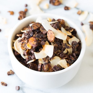 Almond Joy Granola