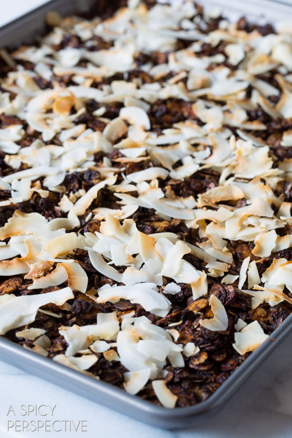 You've got Almond Joy Granola!!
