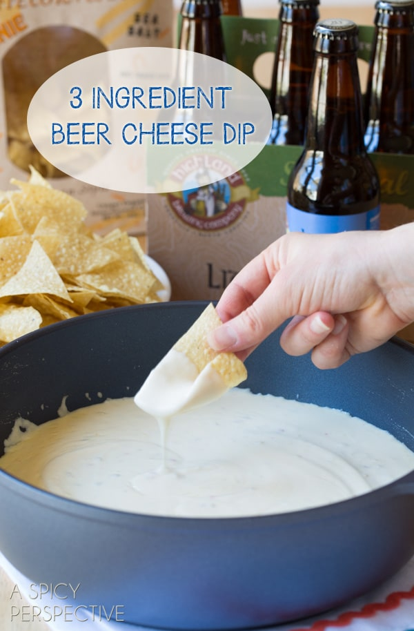 Beer Cheese DipA Spicy Perspective