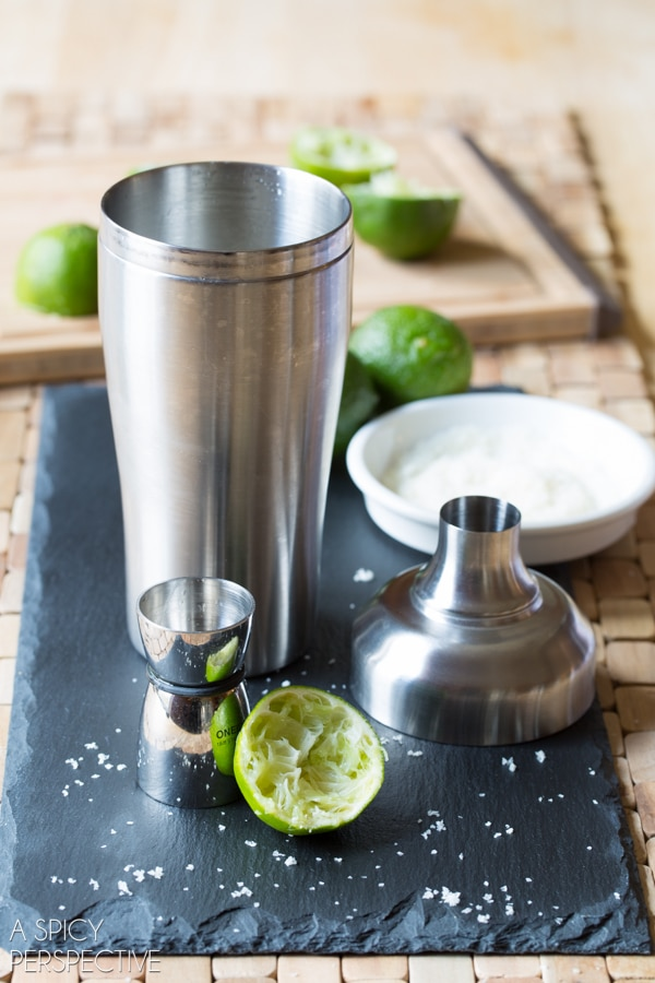 Making The Best Margarita Recipe! #CincodeMayo #Margaritas #Mexican #Cocktails