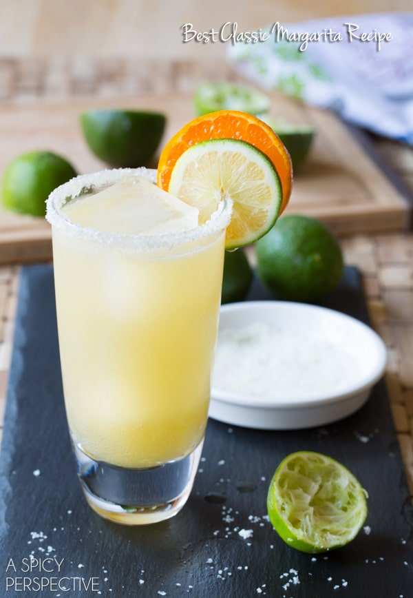 How to Make Margaritas! #CincodeMayo #Margaritas #Mexican #Cocktails