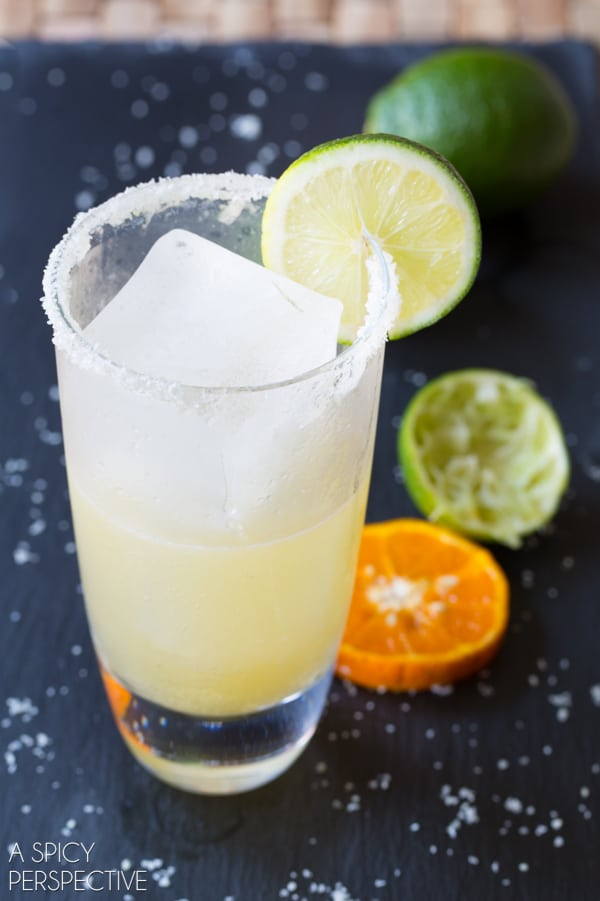 Best Margarita Recipe! #CincodeMayo #Margaritas #Mexican #Cocktails