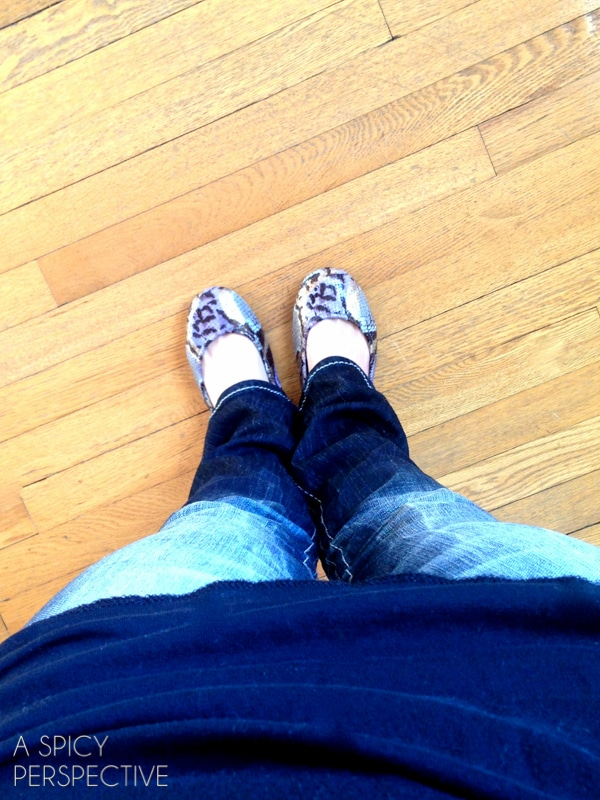 Win Tieks Ballet Flats #Giveaway on ASpicyPerspective.com #shoes #fashion #spring