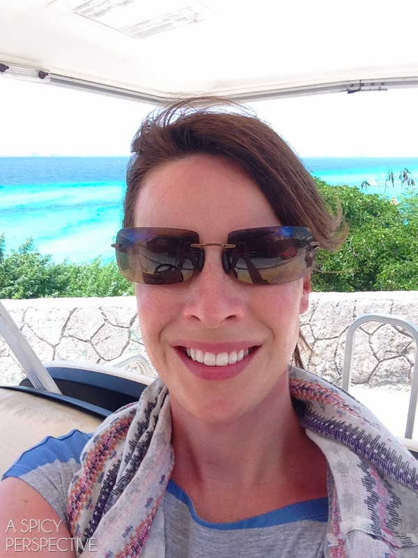 Sommer Collier in Cancun Mexico - Travel Tips #mexico #cancun #vacation #travel