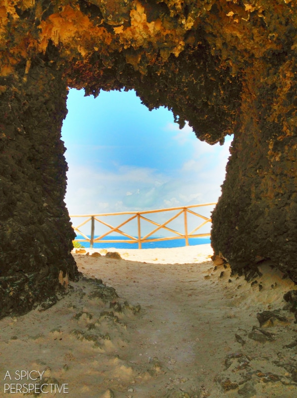Sea Caves - Cancun Mexico - Travel Tips #mexico #cancun #vacation #travel