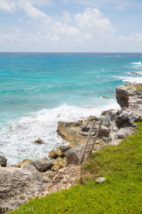 Cliffs of Cancun Mexico - Travel Tips #mexico #cancun #vacation #travel