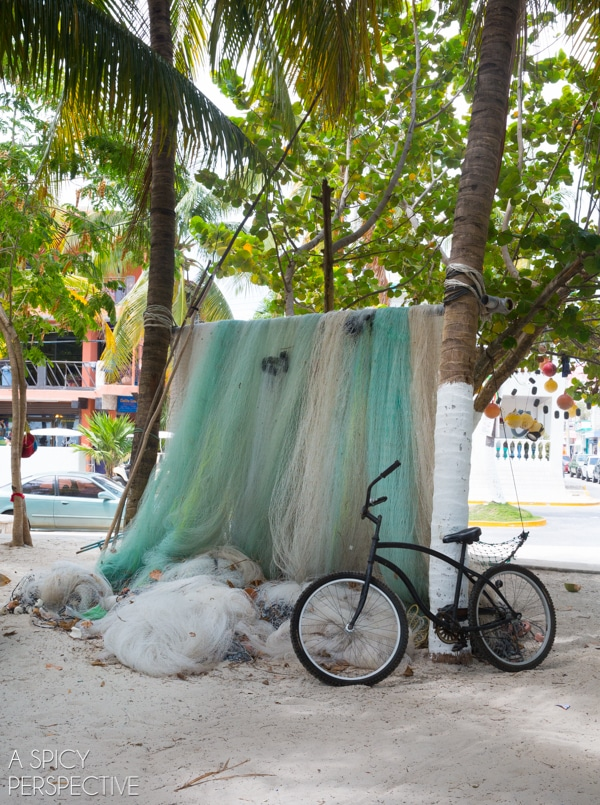 Fishing Nets - Cancun Mexico - Travel Tips #mexico #cancun #vacation #travel