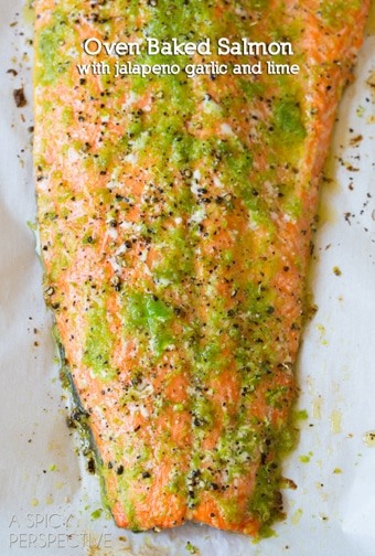 Spicy-Oven-Baked-Salmon