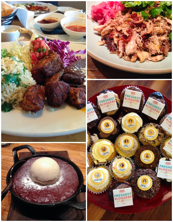 Food of Austin
