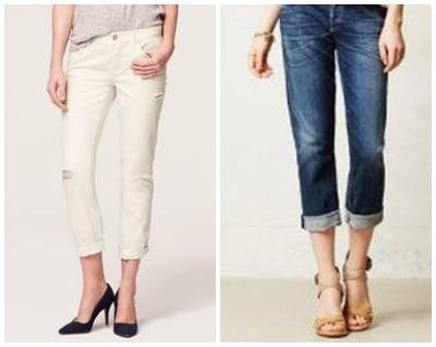 Wear Boyfriend Jeans #fashiontips #style