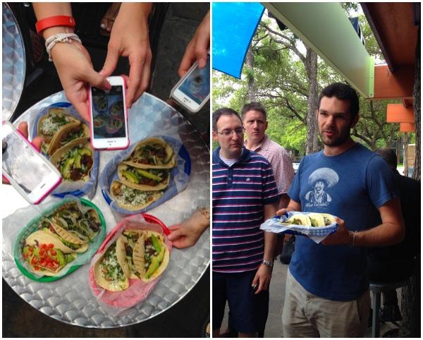 Taco Tour - Austin