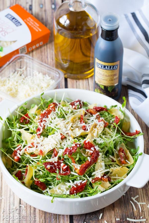 SaladSavors + Al Fresco SaladSavors® #Giveaway with @DeLalloFoods ($3000) #SaladSavorsGiveaway #SavorSummer