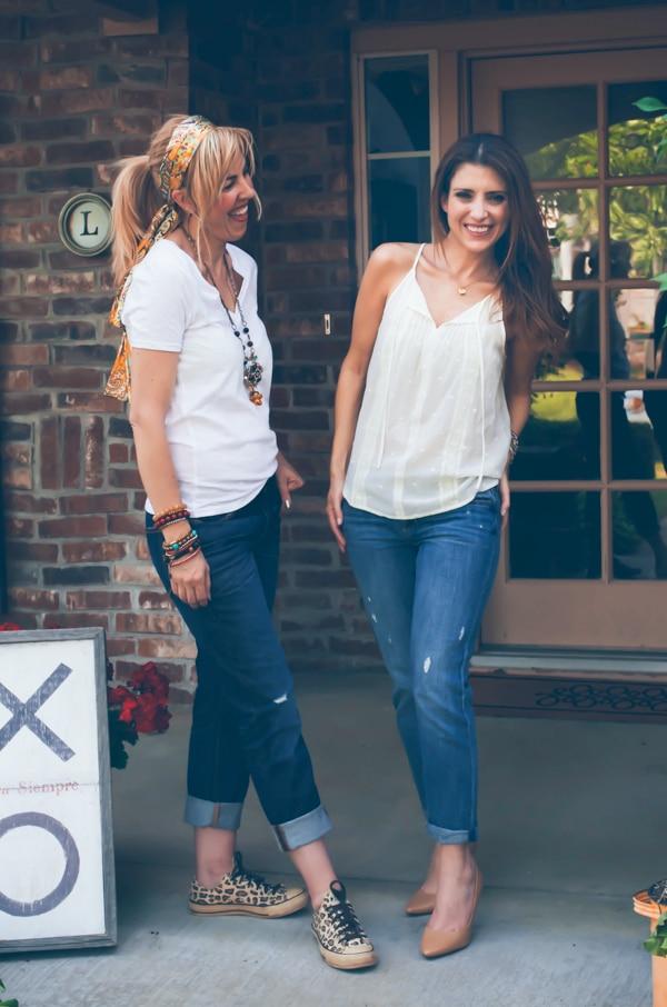 Wear Your Boyfriend Jeans #fashiontips #style